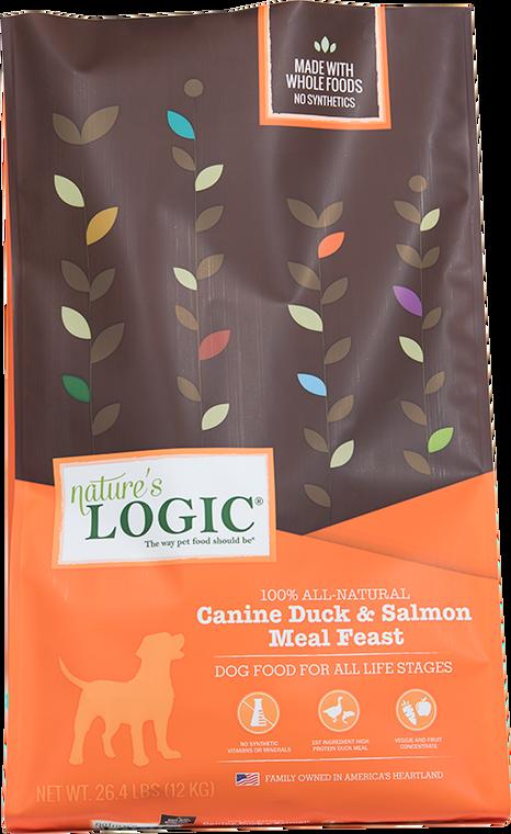 Canine Duck & Salmon 26.4 LB