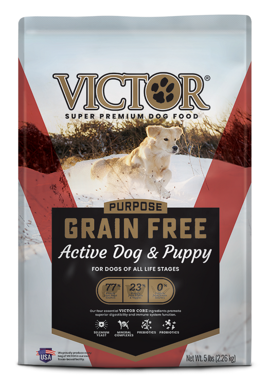 Victor Grain-Free Active Dog & Puppy 5LB