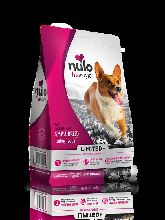 Nulo Limited Grain Free SB Turkey 4 LB