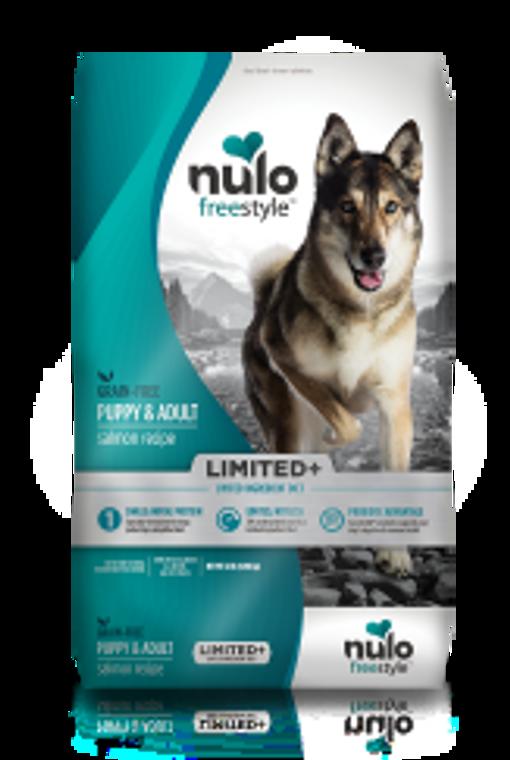 Nulo Limited Grain Free Salmon 22 Lb