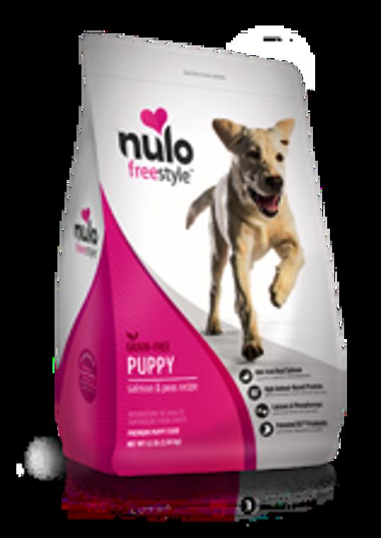 Nulo Puppy Salmon & Peas 4.5 LB