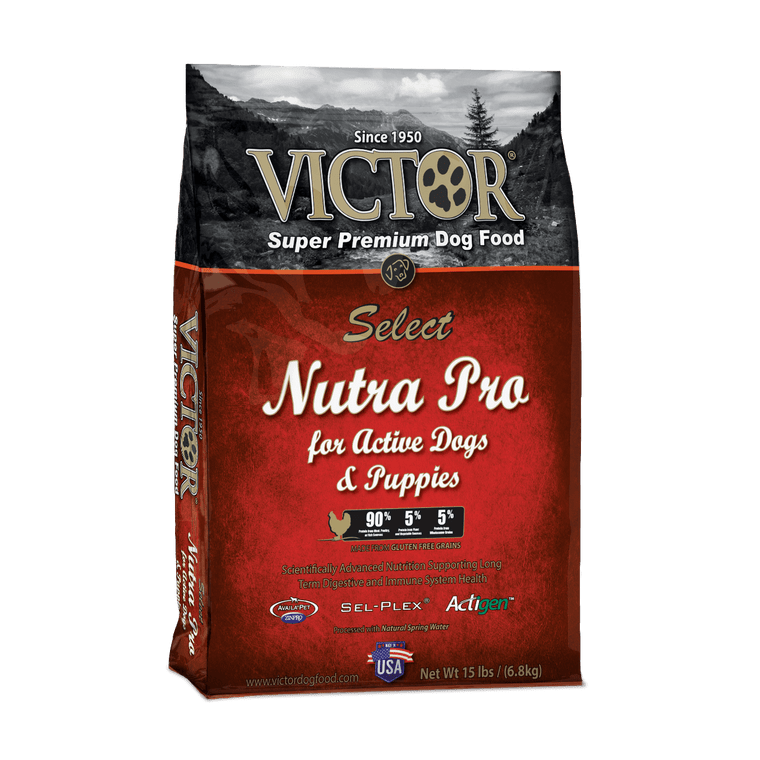 Victor Nutra Pro 15LB