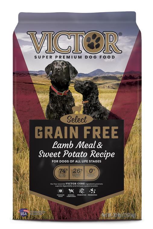 Victor GF Lamb Meal 30LB