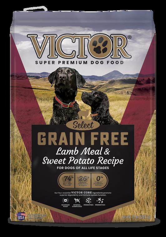 Victor GF  Lamb Meal 15LB