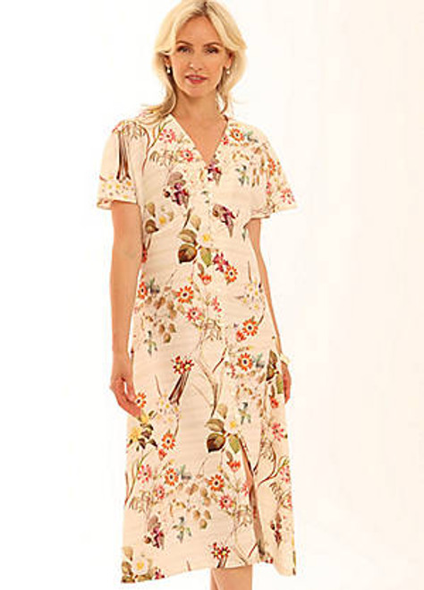 Pomodoro Kew Midi Dress
