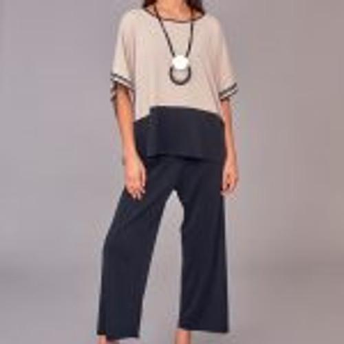 Naya Joanna palazzo black trouser