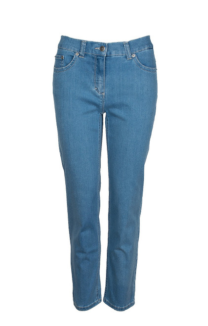 Amazing  Woman Bleach Straight Jean