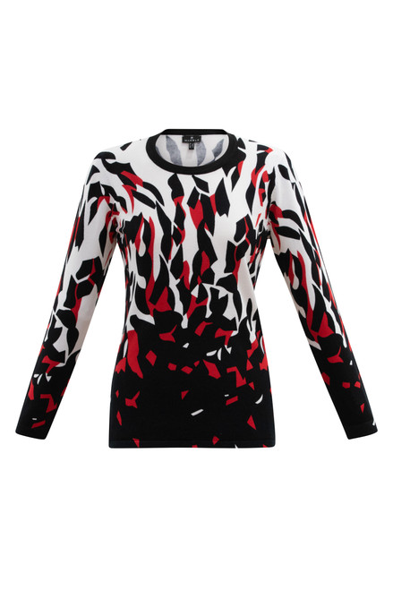 Marble 3 colour mix sweater