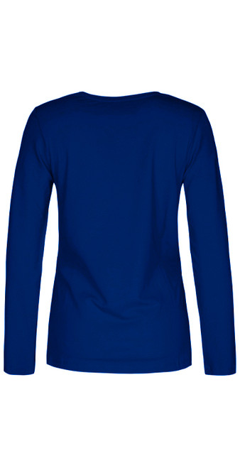 Dolcezza plain long sleeved top