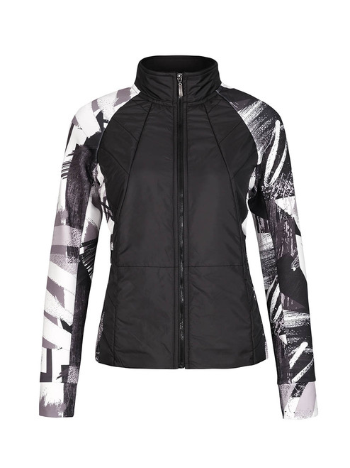 Dolcezza light weight quilted jacket