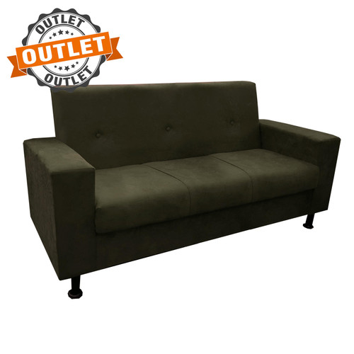 Outlet Sillon Sofa Chicago 3 cuerpos