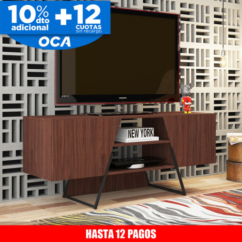 Rack para tv Roque