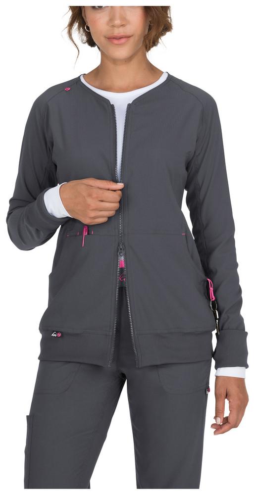 KOI Lite Women/'s Clarity Scrub Jacket 445