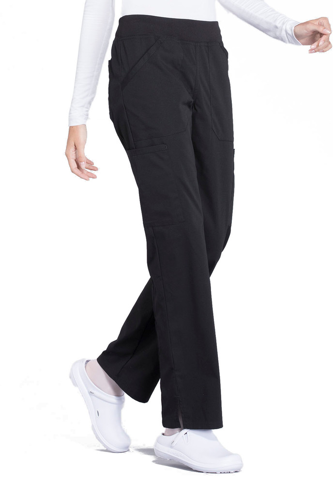 Cherokee Professionals Mid Rise Cargo Pant