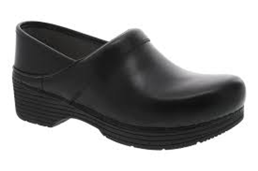 Dansko LT Pro Leather Black