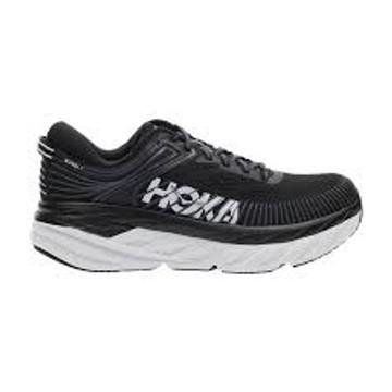 Hoka Women's Bondi 7 Black/White