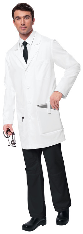 Koi Men's Jack White Lab Coat