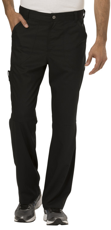 Cherokee Revolution Men's Zip Fly Front Pant