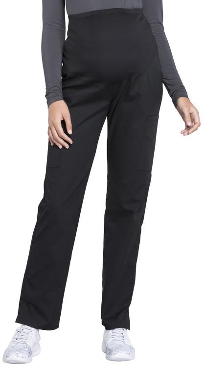 Cherokee Professionals Women's Maternity Straight Leg Pant (WW220)