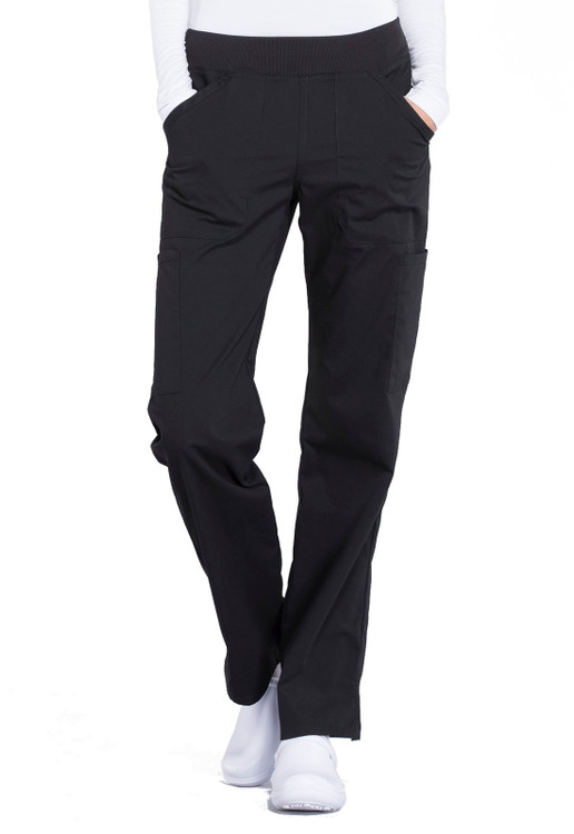 Cherokee Professionals Mid Rise Cargo Pant  WW170