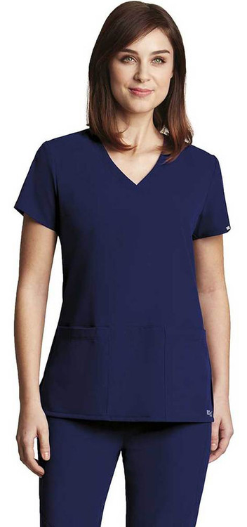 Grey's Anatomy Signature Women's 2115 V-Neck 3 Pocket Top