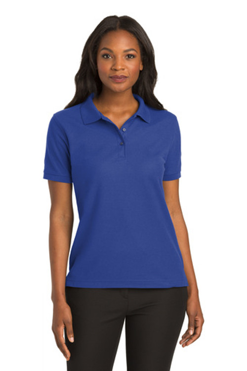 Port Authority Ladies L500 Silk Touch Polo