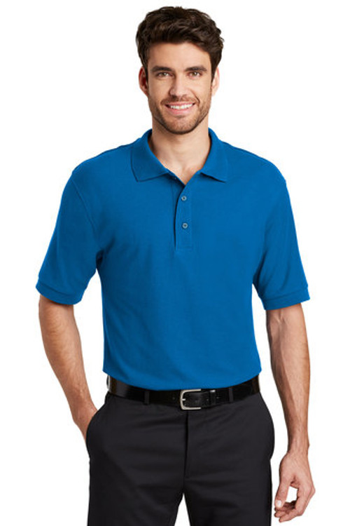 Port Authority Men's K500 Silk Touch Polo