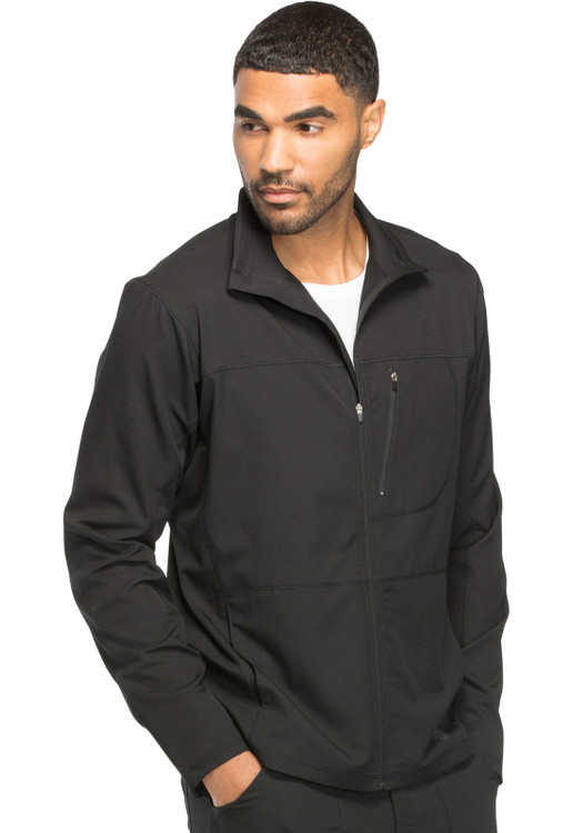 Dickies Dynamix DK310 Men's Zip Front Warm-up Jacket