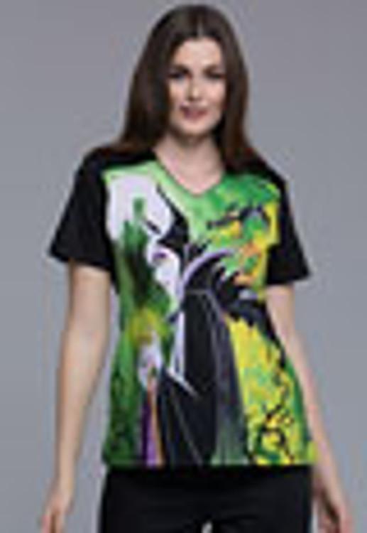 Cherokee Tooniforms Maleficent