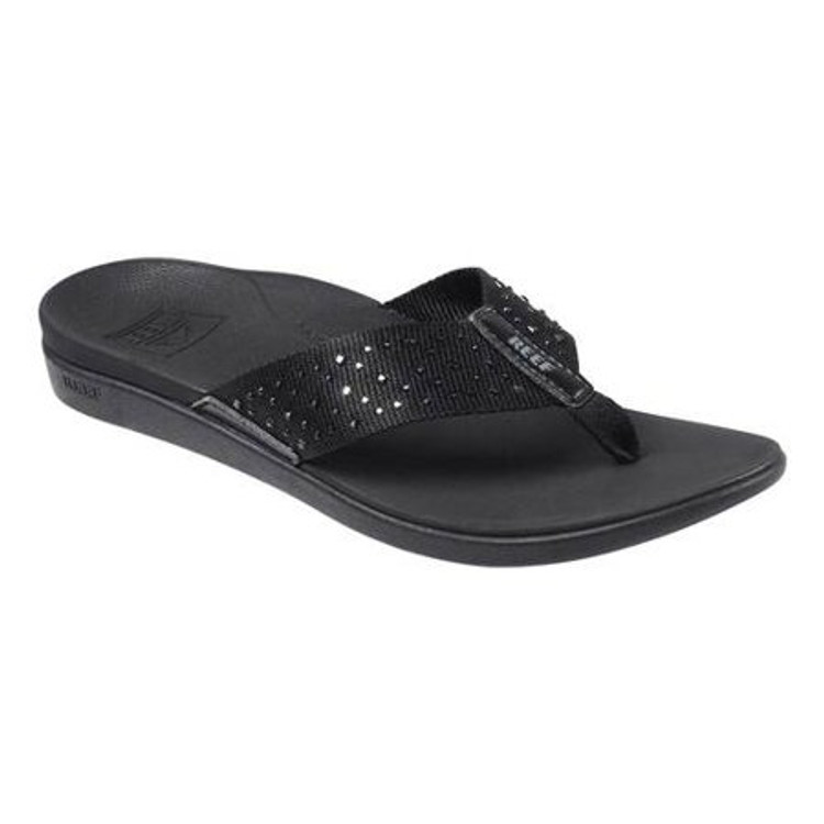 Reef Women's Ortho-Bounce Jewels Black