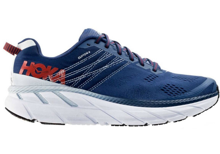Hoka Men's Clifton 6 Ensign Blue Air