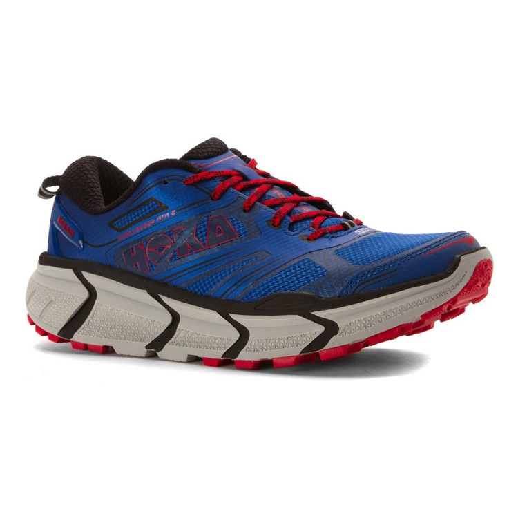 Hoka Men's Challenger ATR 2 Blue Formula One