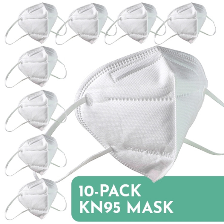 KN 95 Masks 10 Pack FDA Approved