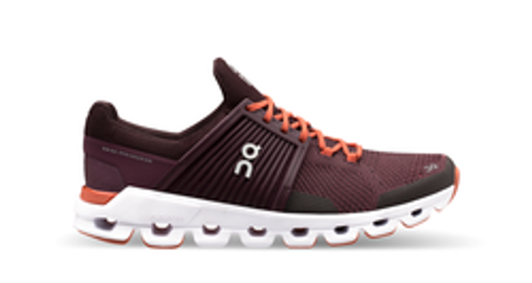 On Running Women's Cloud Swift Plum Dawn