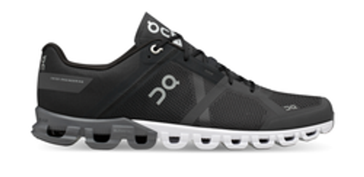 On Running Men's Cloud Flow Black Asphalt