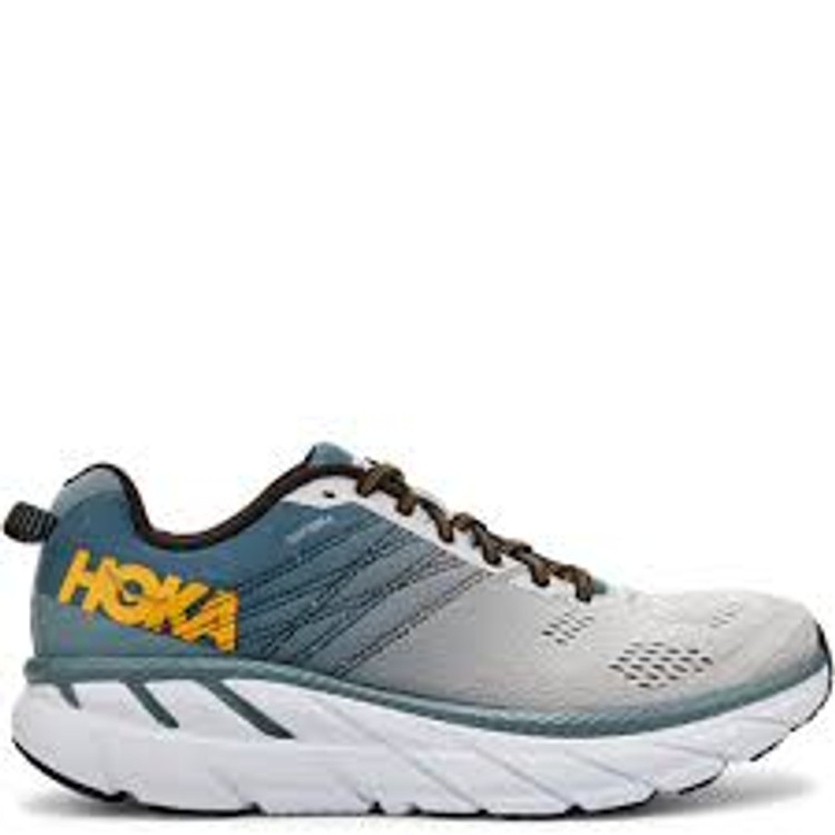 Hoka Men's Clifton 6 Lead Lunar Rock