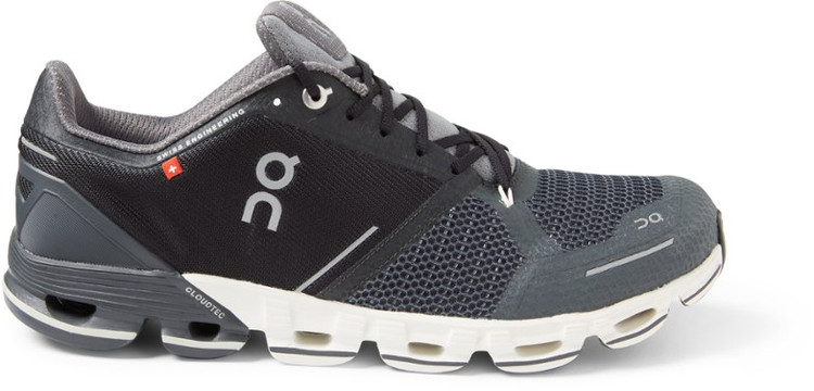 On Running Men's CloudFlyer Black White