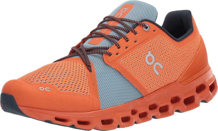 On Running Men's Cloud Stratus Orange Wash