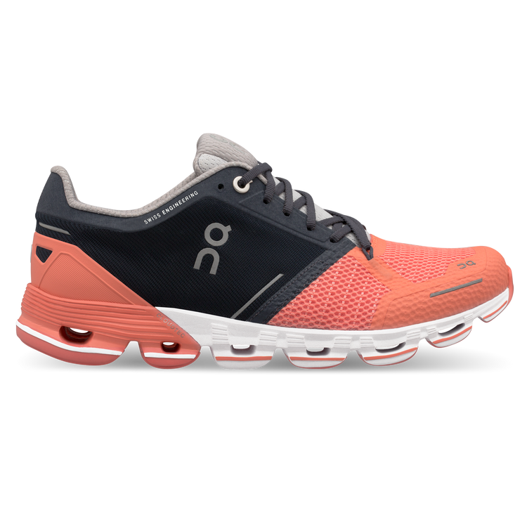 On Running Women's Cloud Flyer Salmon Ink