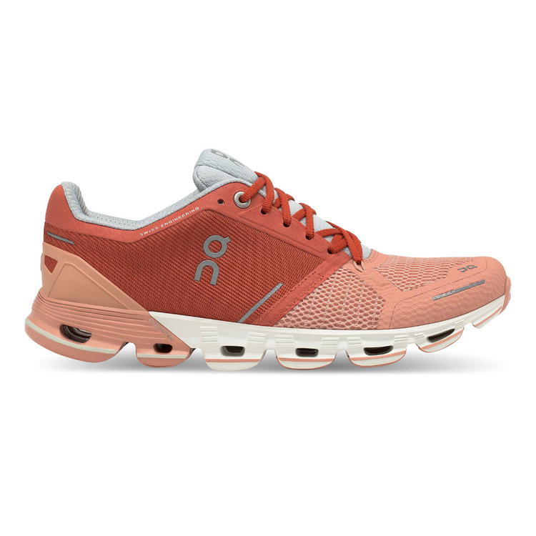 On Running Women's Cloud Flyer Ginger White