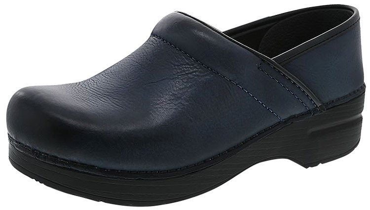 Dansko Burnished Nubuck Navy