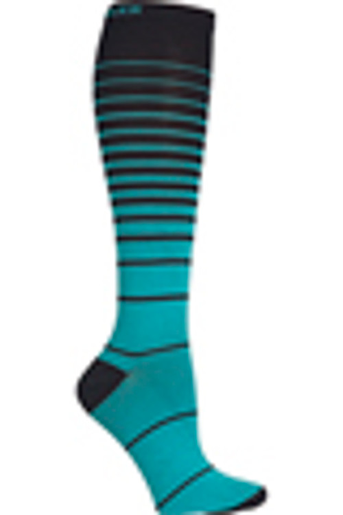 Cherokee Compression Printed Socks 8-12 MmHG