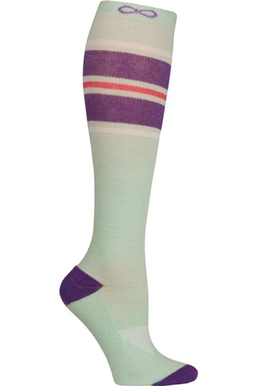 Infinity Merino Wool Compression Socks 15-20 MmHG
