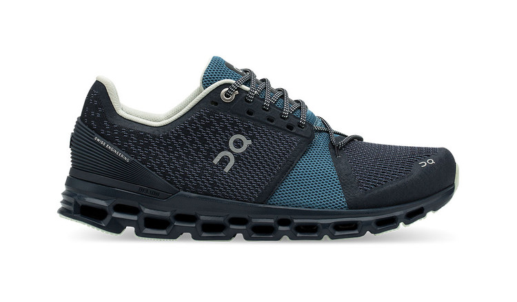 On Running Women's Cloud Stratus Navy Dust