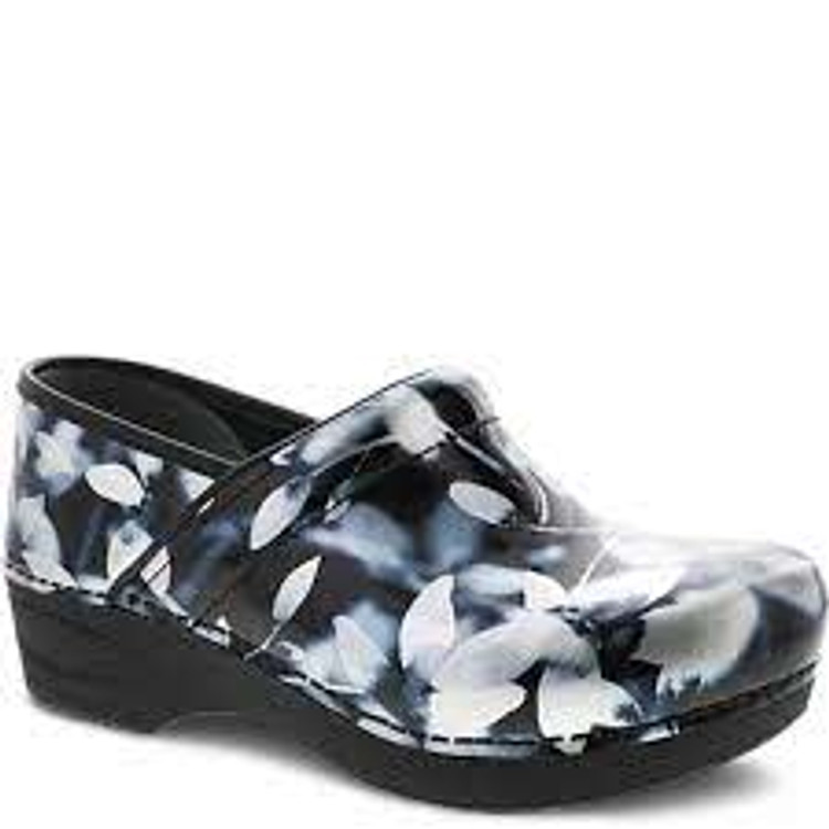 Dansko XP 2.0 Shadow Floral Patent