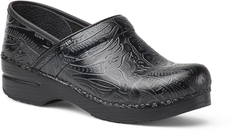 Dansko Pro Tooled Black