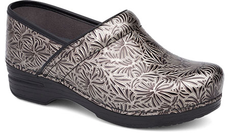 Dansko XP Silver Ornate