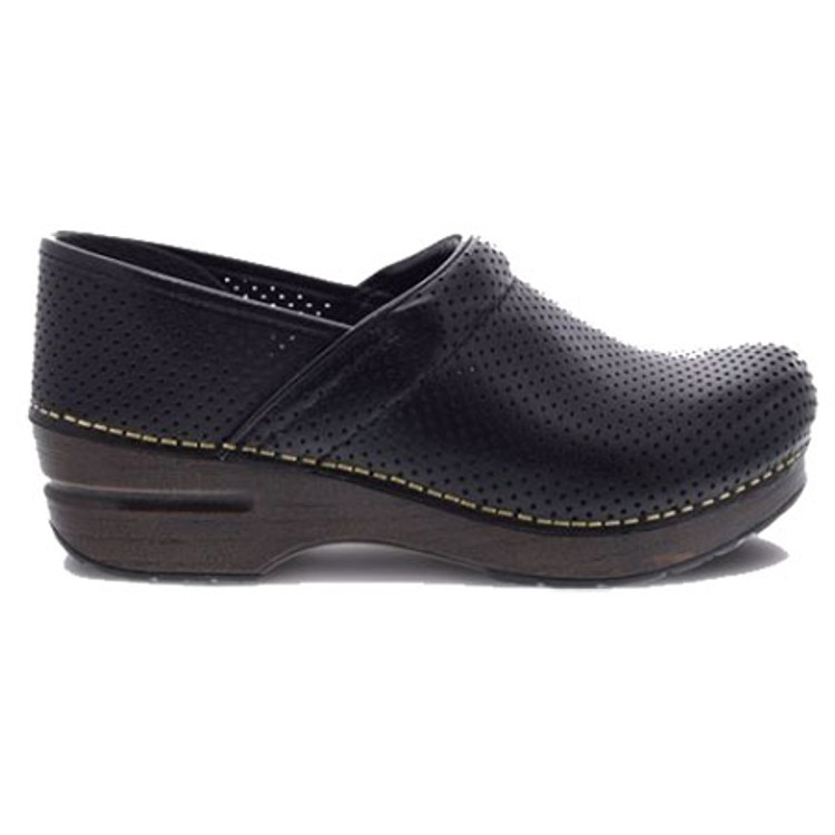 Dansko Perfed Pro Full Grain Black