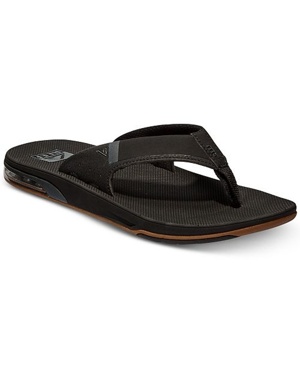 Reef Men's Fanning Low Black