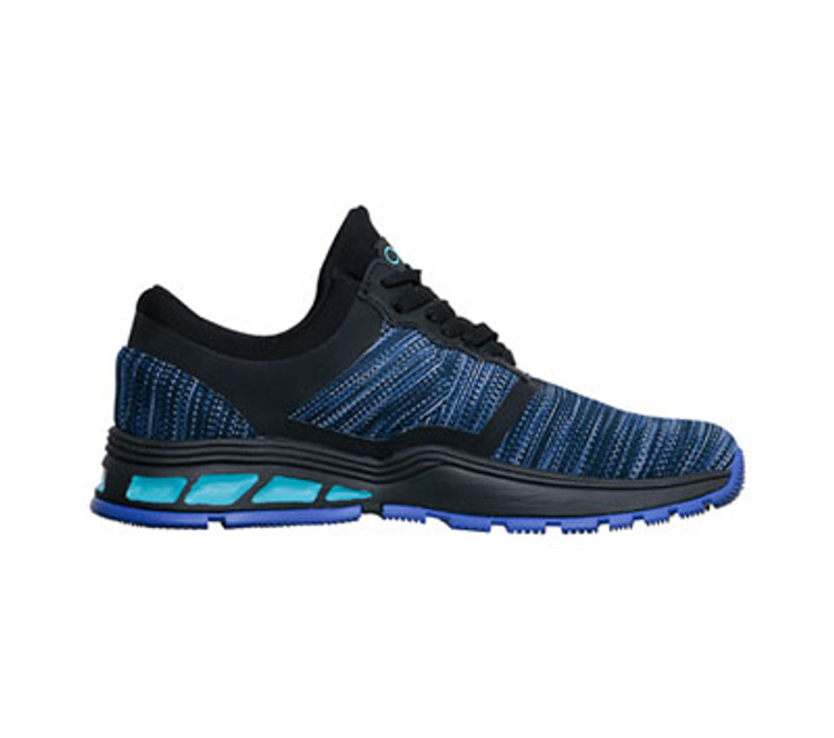 Infinity Women's Fly Multi Blue Black Slip Resistant